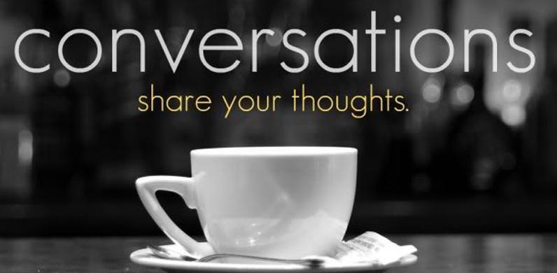 Conversation Dinner Content Image